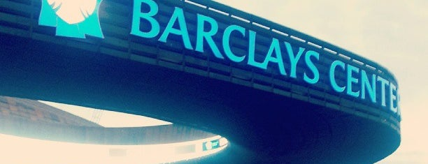 Barclays Center is one of New York City.