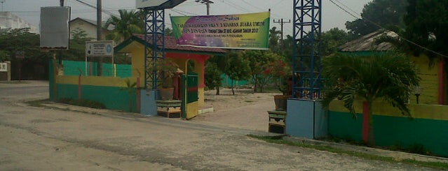 SMA Negeri 2 is one of My adventure collection !.