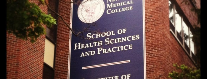 New York Medical College School of Public Health is one of Frequent places.