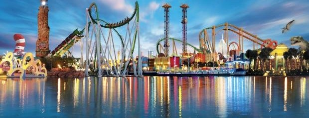 Universal Studios Florida is one of I Want Somewhere: Sights To See & Things To Do.