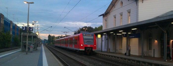 Bahnhof Geilenkirchen is one of Bahnhöfe im AVV.