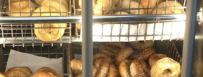 Bagelworks is one of Near Nate Ricca's Hospital.