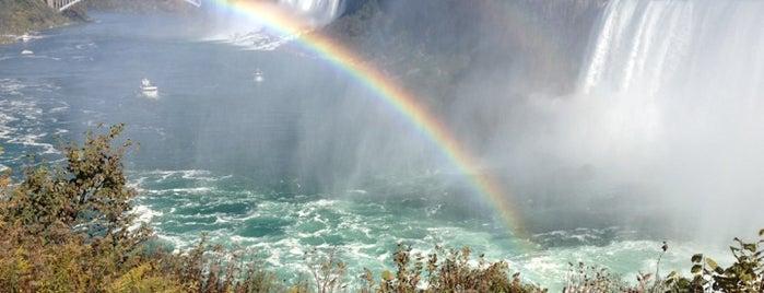 Niagara Falls (Canadian Side) is one of Toronto, Canada.