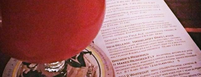 Burnside Brewing Co. is one of uwishunu portland.