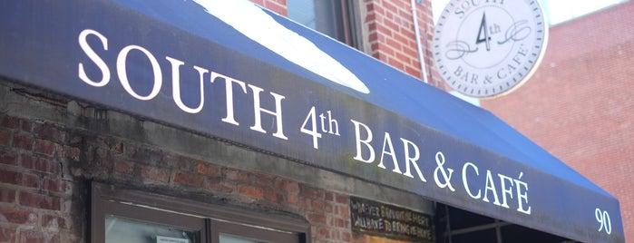 South 4th Bar & Cafe is one of Brooklyn Beer Book 2014: 5 Upper Brooklyn.