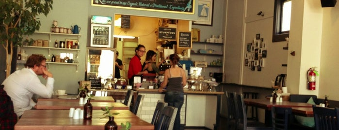 Cafe St. Jorge is one of Coffee shops in SF.