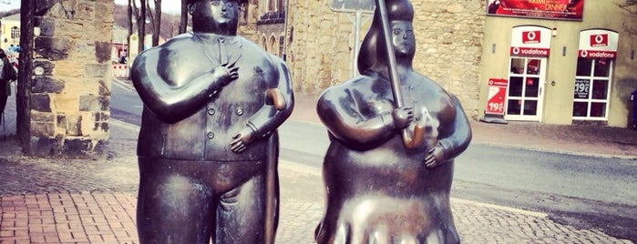 Goslar is one of Attractions to Visit.