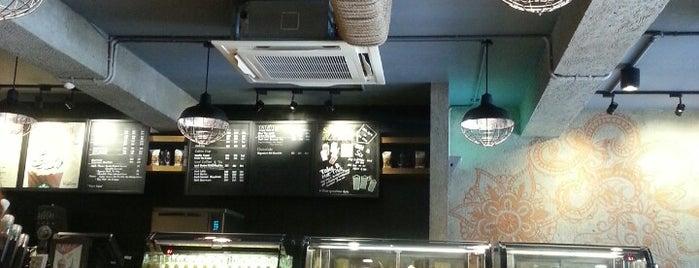 Starbucks is one of Yeti Trail Adventure.