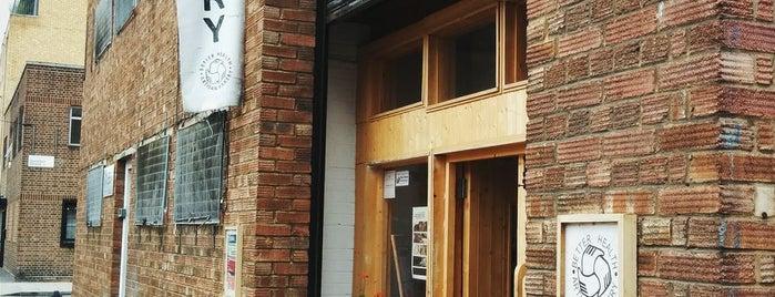 Better Health Bakery is one of HFA in London: Delicatessen.