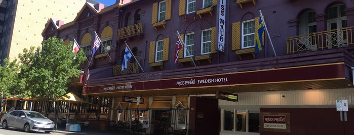 Miss Maud Swedish Hotel is one of Around The World: SW Pacific.