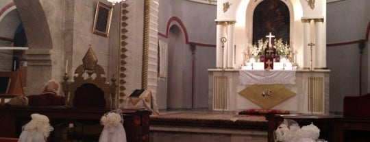 Surp Hovhannes Ermeni Kilisesi is one of gezginkizin listesi.