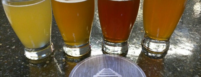 Caboose Brewing Company is one of Drink!.
