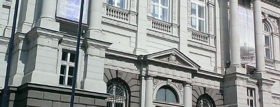 Национальный музей им. Андрея Шептицкого is one of музеї Львова / museums of Lviv.