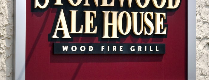 Stonewood Ale House is one of Because Beer..