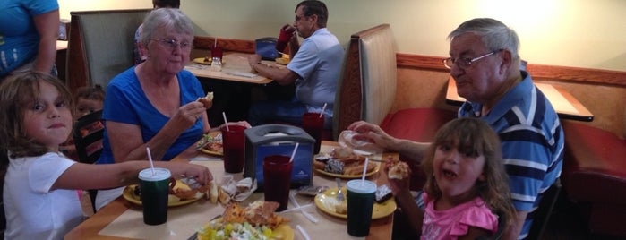Cicis is one of Food.