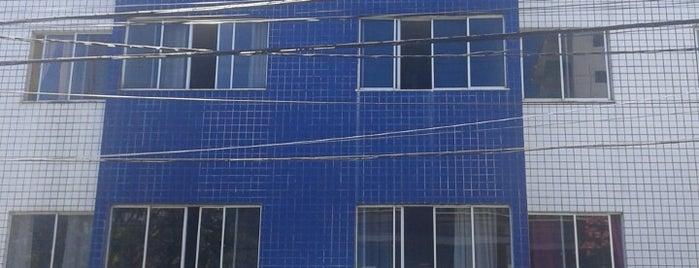 Edifício pedra azul is one of Fazer.