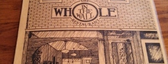 Whole in the Wall is one of Binghamton Eats.