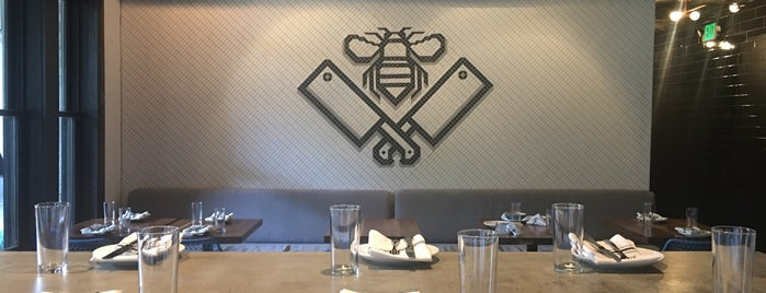 Butcher & Bee is one of The 15 Best Places That Are Good for Dates in Nashville.