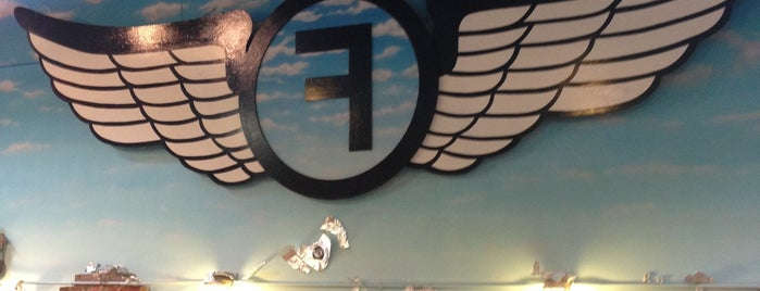 Freebirds World Burrito is one of Place to eat.