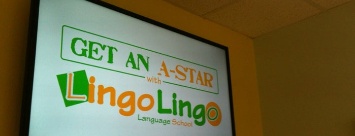 Lingo Lingo is one of All-time favorites in United Kingdom.
