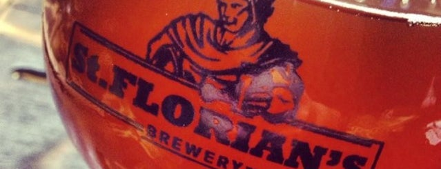 St. Florian's Brewery is one of SF Bay Area Brewpubs/Taprooms.