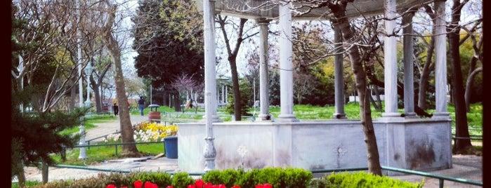 Fenerbahçe Parkı is one of themaraton.