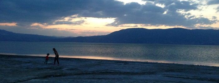 Burdur Gölü is one of burdur.