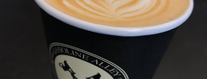 Gasoline Alley Coffee is one of Foursquare Flatiron - Coffee.