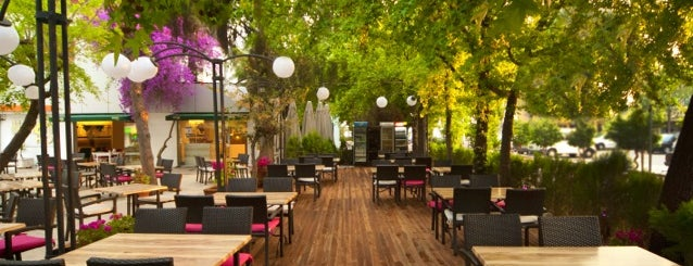 LimonH₂O Cafe Bistro is one of Best places in Fethiye.