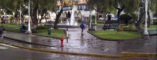 Plaza Regocijo is one of Peru.