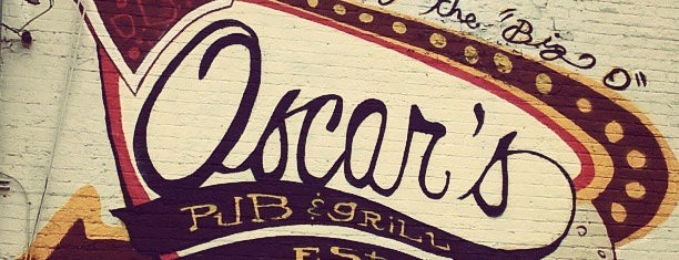 Oscars Pub & Grill is one of The 15 Best Places with Good Service in Milwaukee.