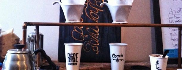 Charming Beard Coffee is one of #ThirdWaveWichteln Coffee Places.