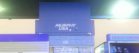 Murphy USA is one of Done.