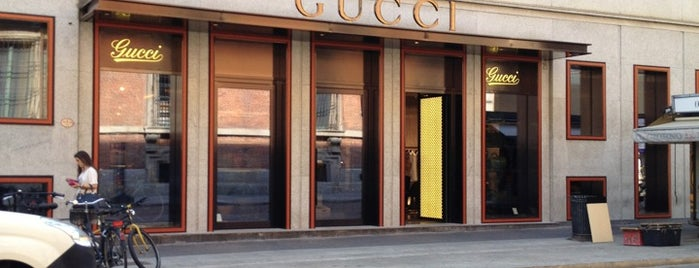 Gucci is one of ... lo voglio!!!.