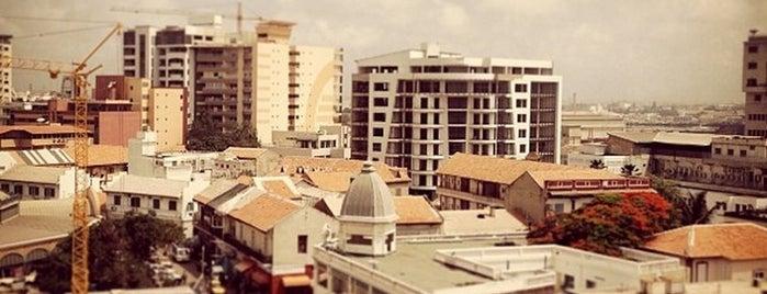 Dakar is one of World Capitals.