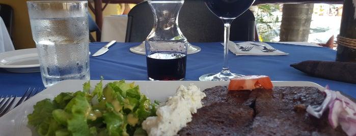 Milos Cocina Griega is one of Playa del Carmen.