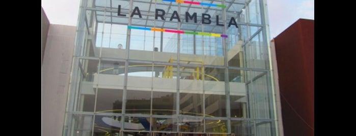C.C. La Rambla is one of Mis sitios.