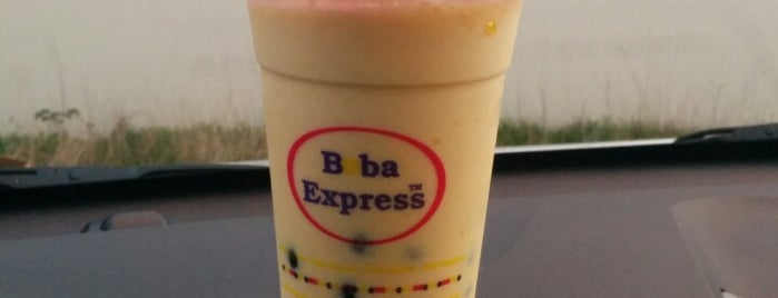 Boba Express is one of Been There, Ate It.