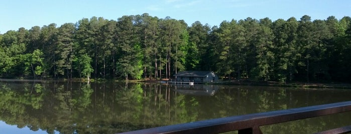 Durant Nature Park is one of Raleigh Favorites.