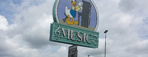 Music Parking Lot is one of Disney World!.