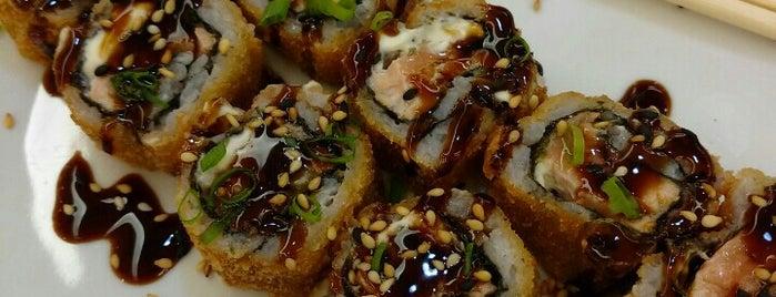 Muramaki Temakeria is one of Sushi Work Place.