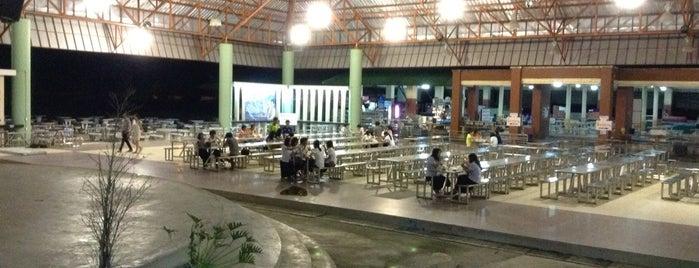 ศูนย์อาหารกลางคืน มหาวิทยาลัยวลัยลักษณ์ is one of มัสยิด, บาลาเซาะฮฺ, สถานที่ละหมาด.