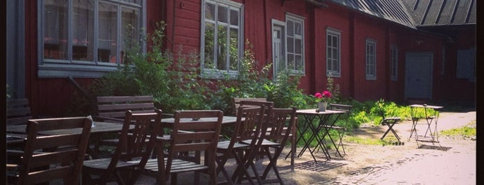 Cafe Qwensel is one of Best in Turku.