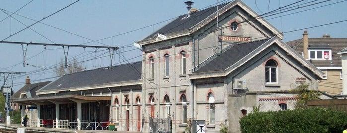 Station Lichtervelde is one of Bijna alle treinstations in Vlaanderen.