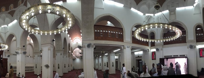 Qiblatain Mosque is one of Holy Places & Sites of Region Hejaz.