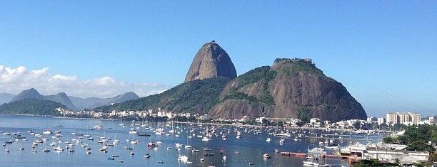 Enseada de Botafogo is one of rio de janeiro.