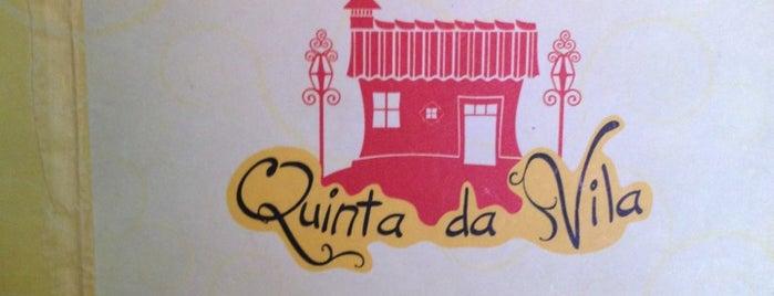 Quinta da Vila is one of Reserve sua mesa! - SP.