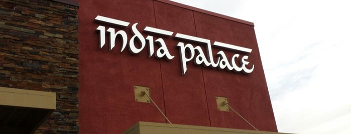 India Palace is one of Vegas to do.