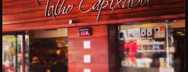 Talho Capixaba is one of Melhores Confeitarias, Padarias, Cafés do RJ.
