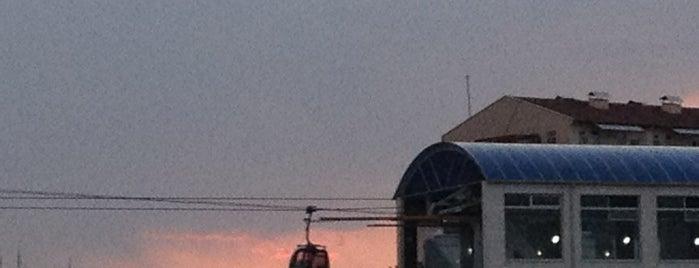 Ankara'daki Teleferik İstasyonları